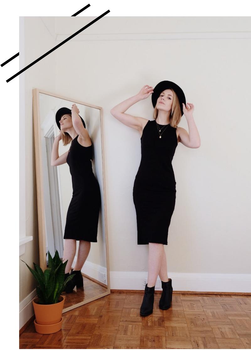 Selflessly Styled Minimalist Wardrobe Challenge | Ethical Fashion Blog