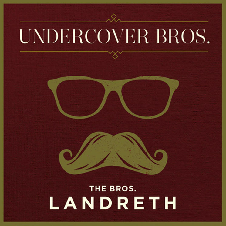 Bros. Landrety - Undercover Bros.  Production, Engineered