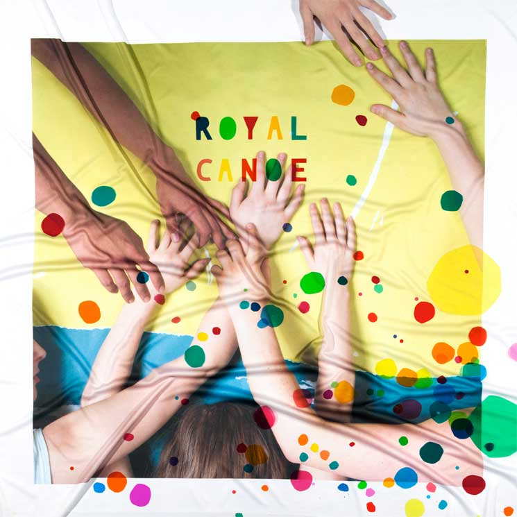Royal Canoe - Something Got Lots Between...  Production, Engineering