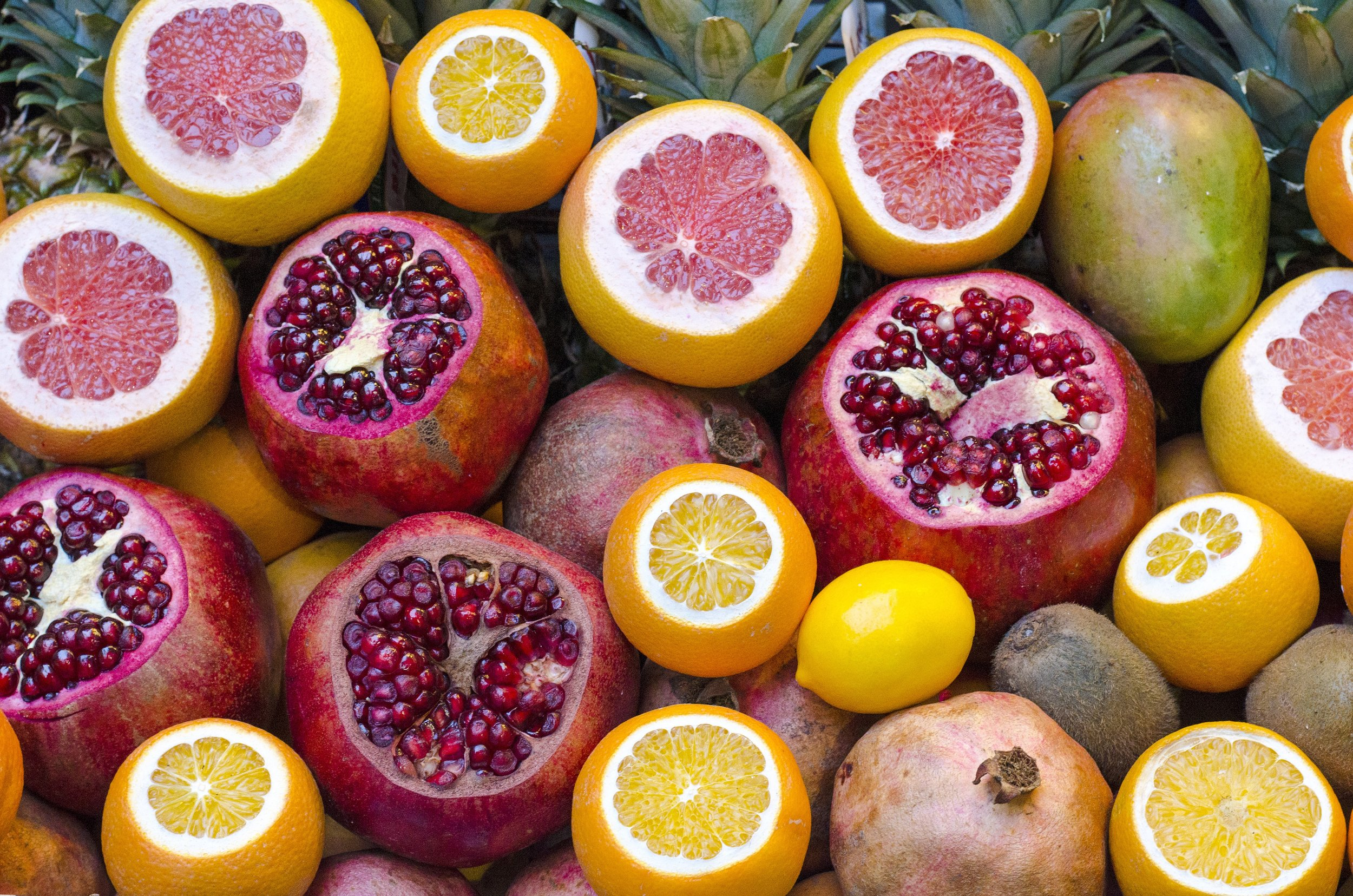 Superfoods To Include - Holisticole