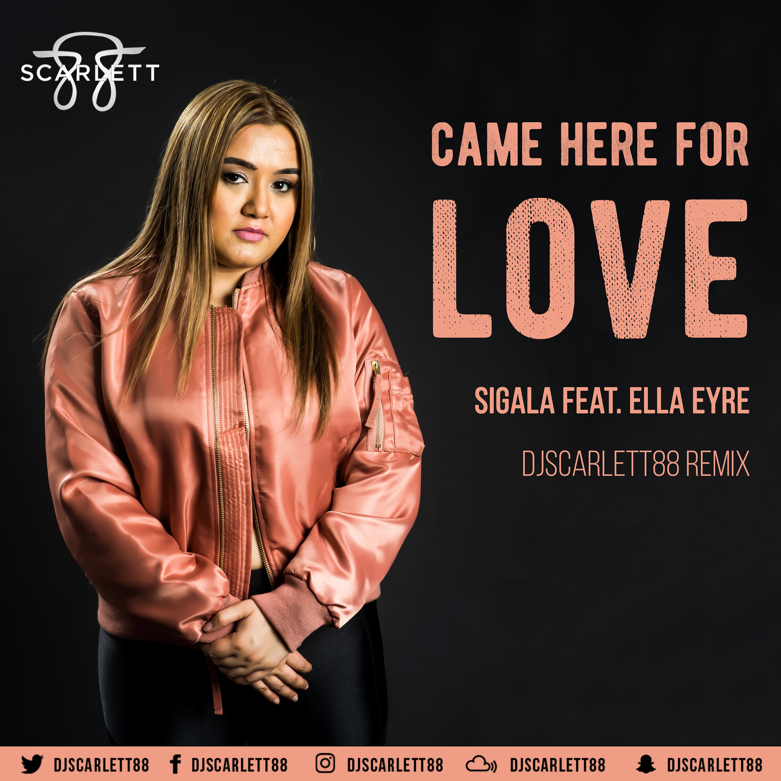Came Here For Love - Sigala feat. Ella Eyre