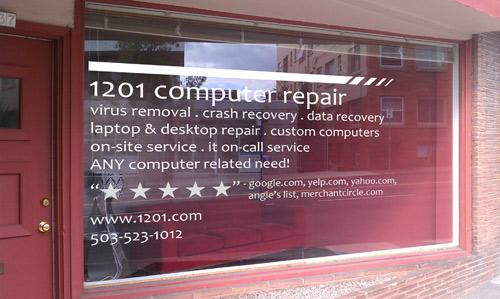 Computer Repair Portland