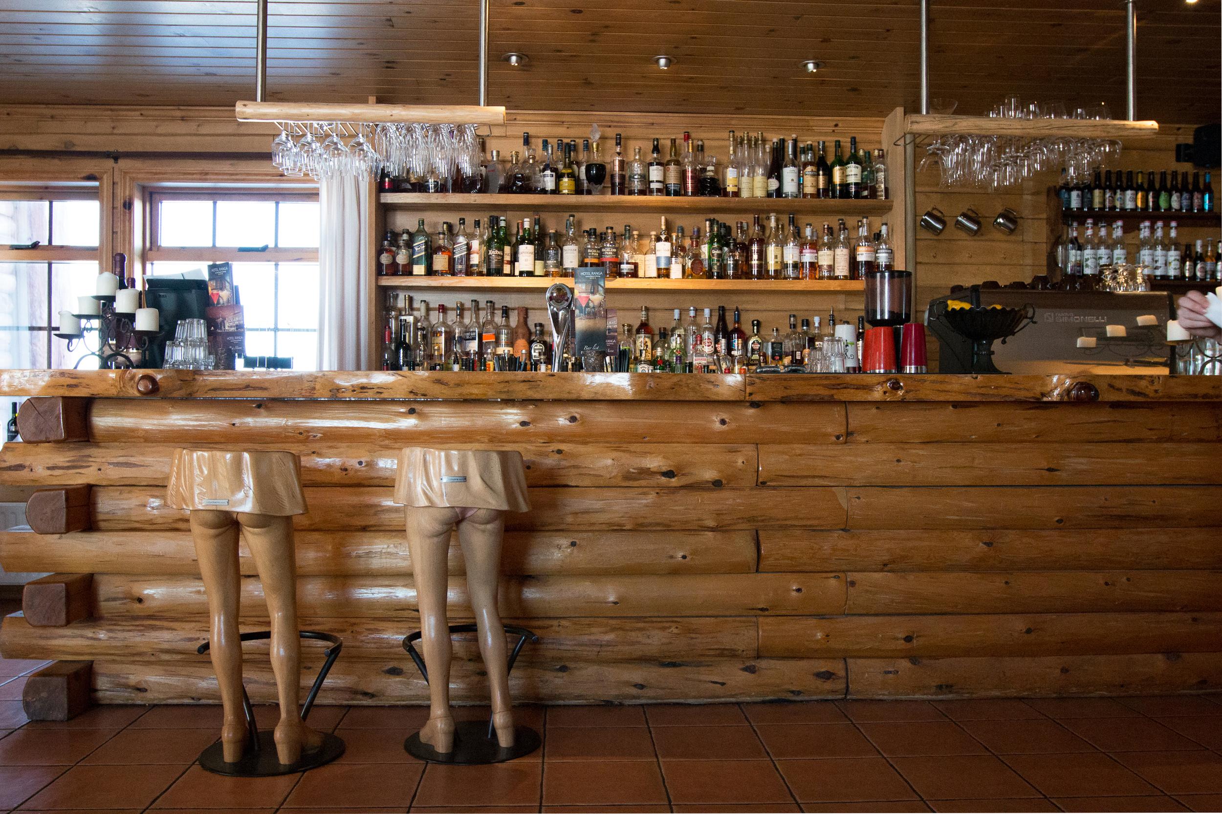 Hotel Ranga bar