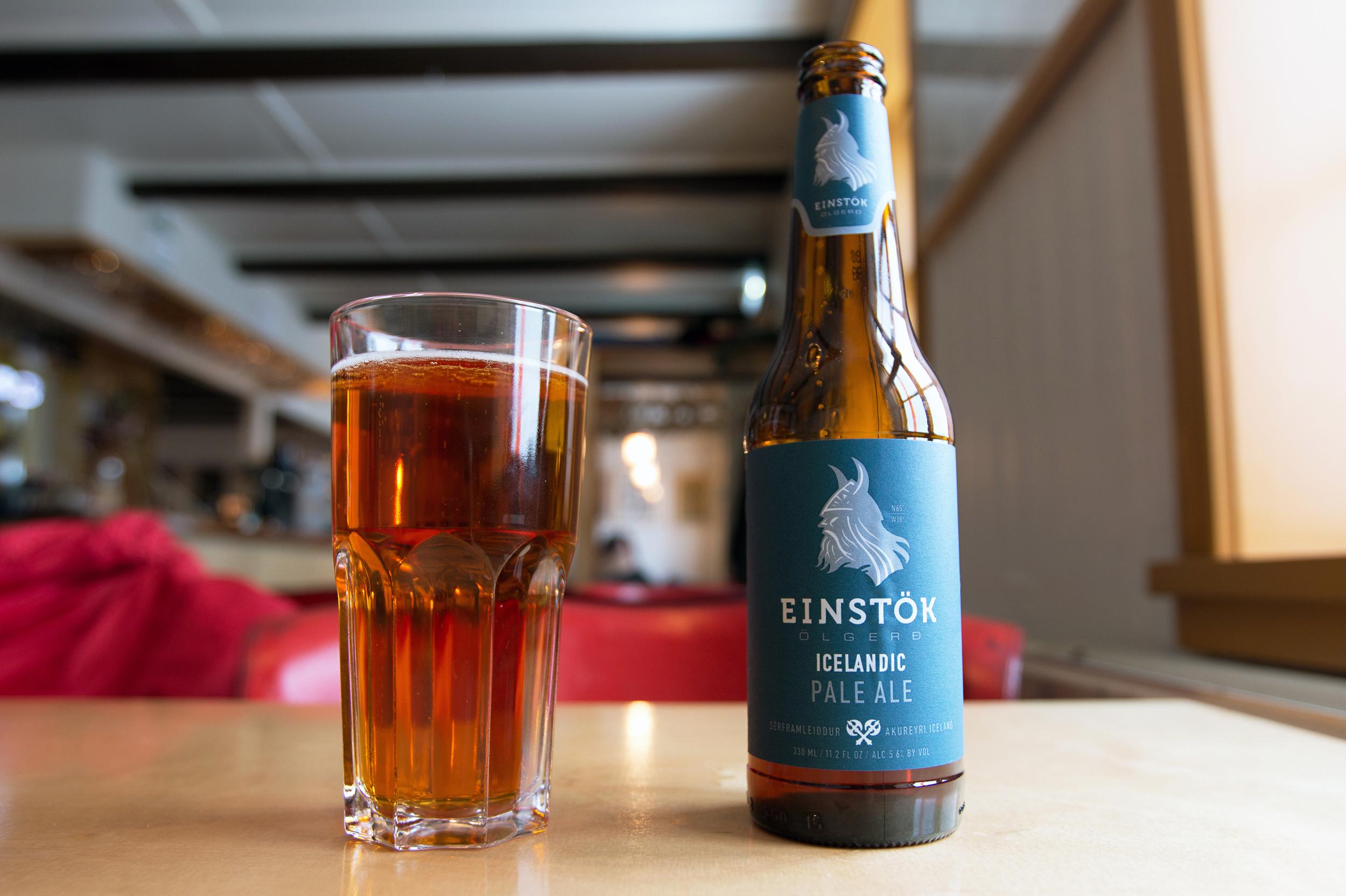 My favorite Icelandic beer