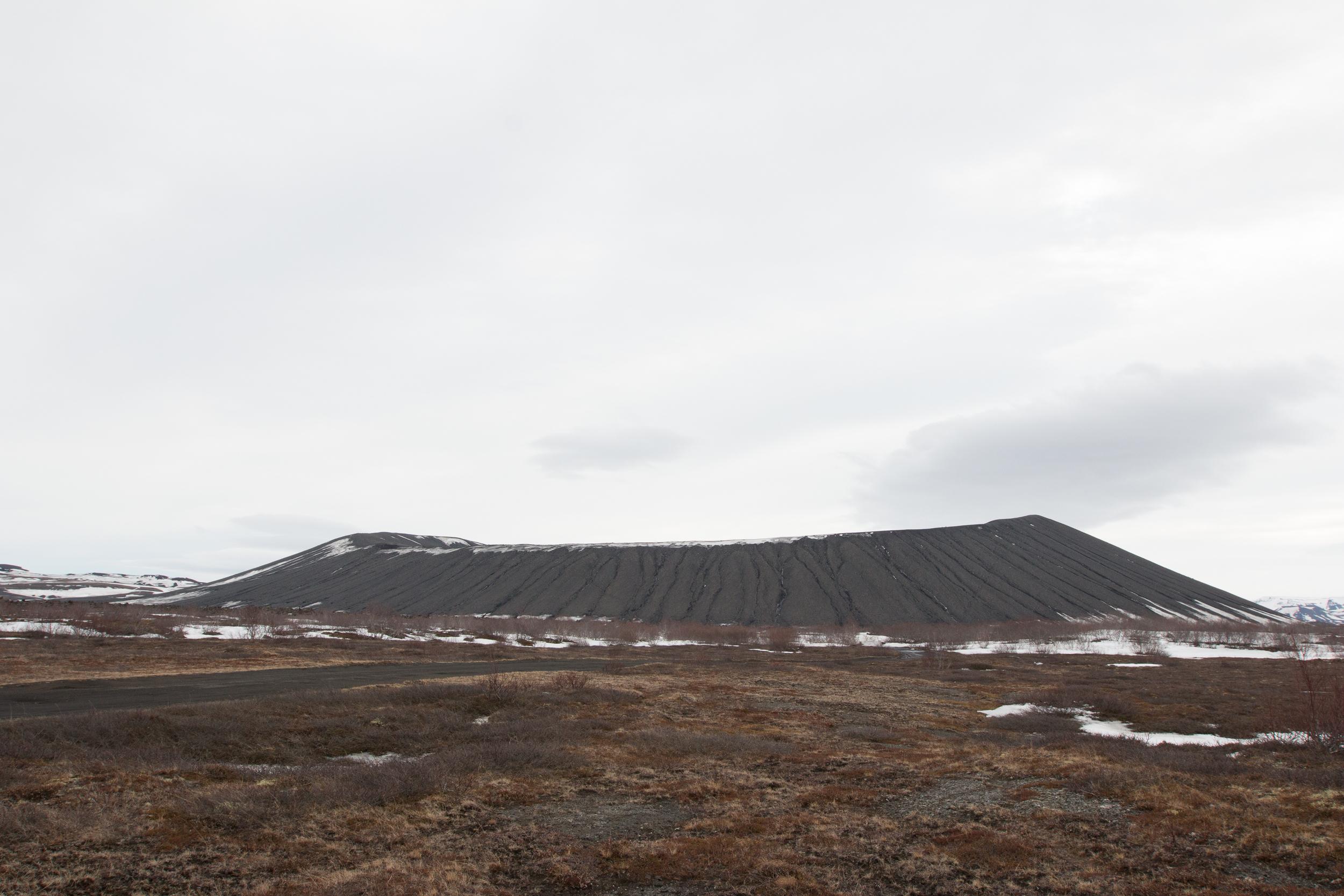 Mt. Hverfjall