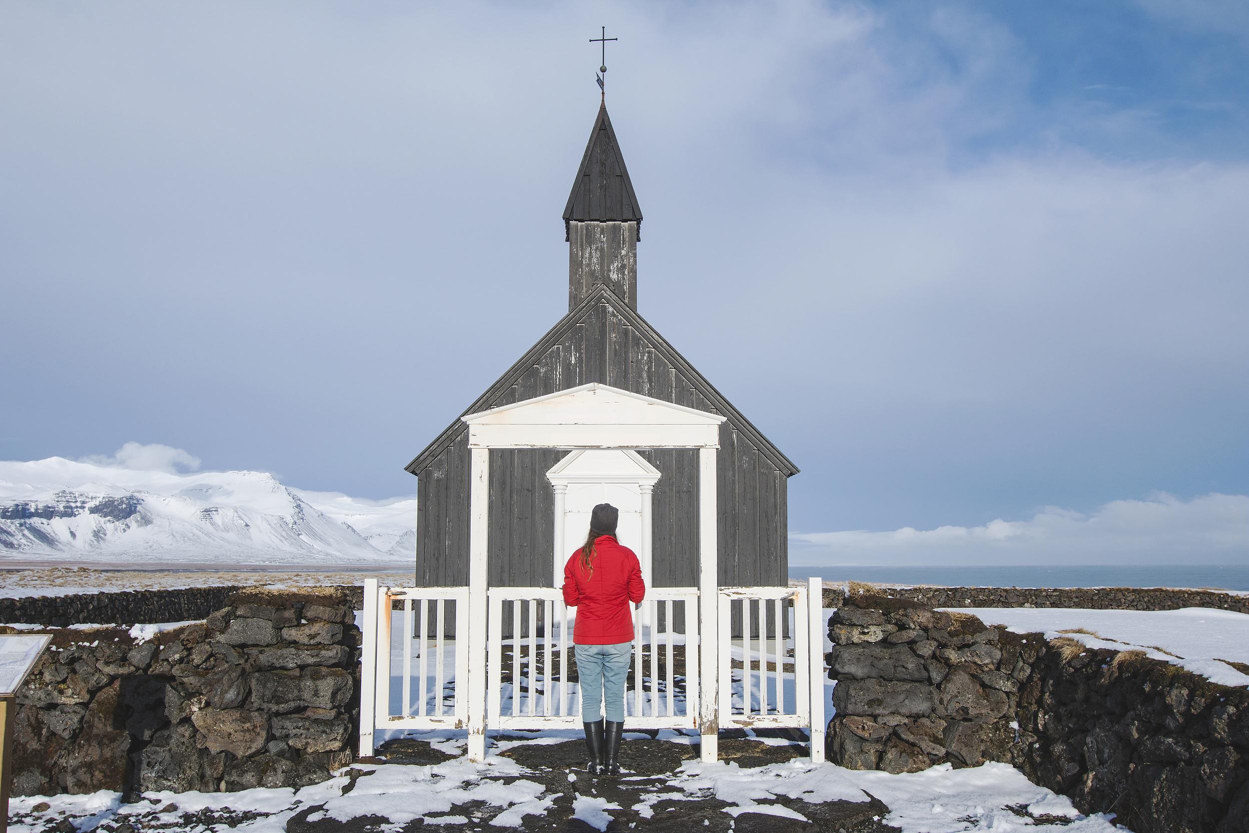 Black Church at Búðir