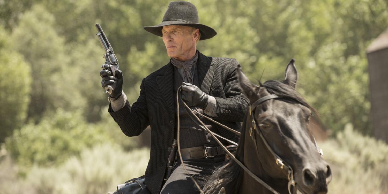 Black hat. Black horse. Good guy?
