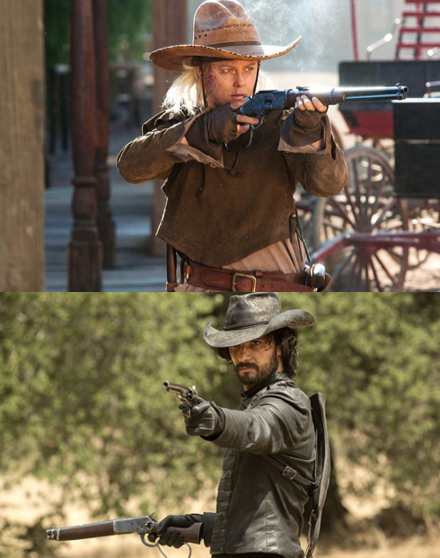 If WESTWORLD was a High School, these would be the cool kids.
