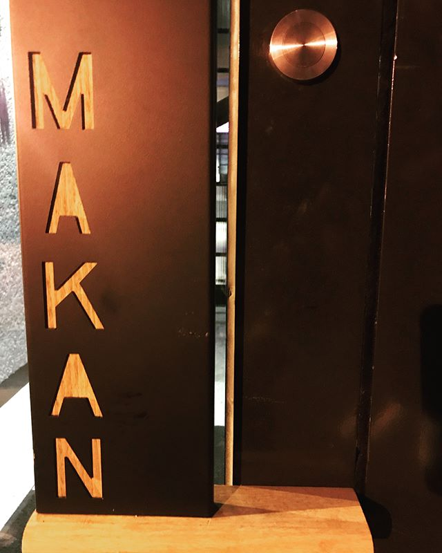 Congratulations on the opening of #makan @tasiaandgracia.mkr Stunning fitout and simply delicious food. Proud supporters! #bscommercialkitchens #60years #madeinmelbourne #commercialkitchens