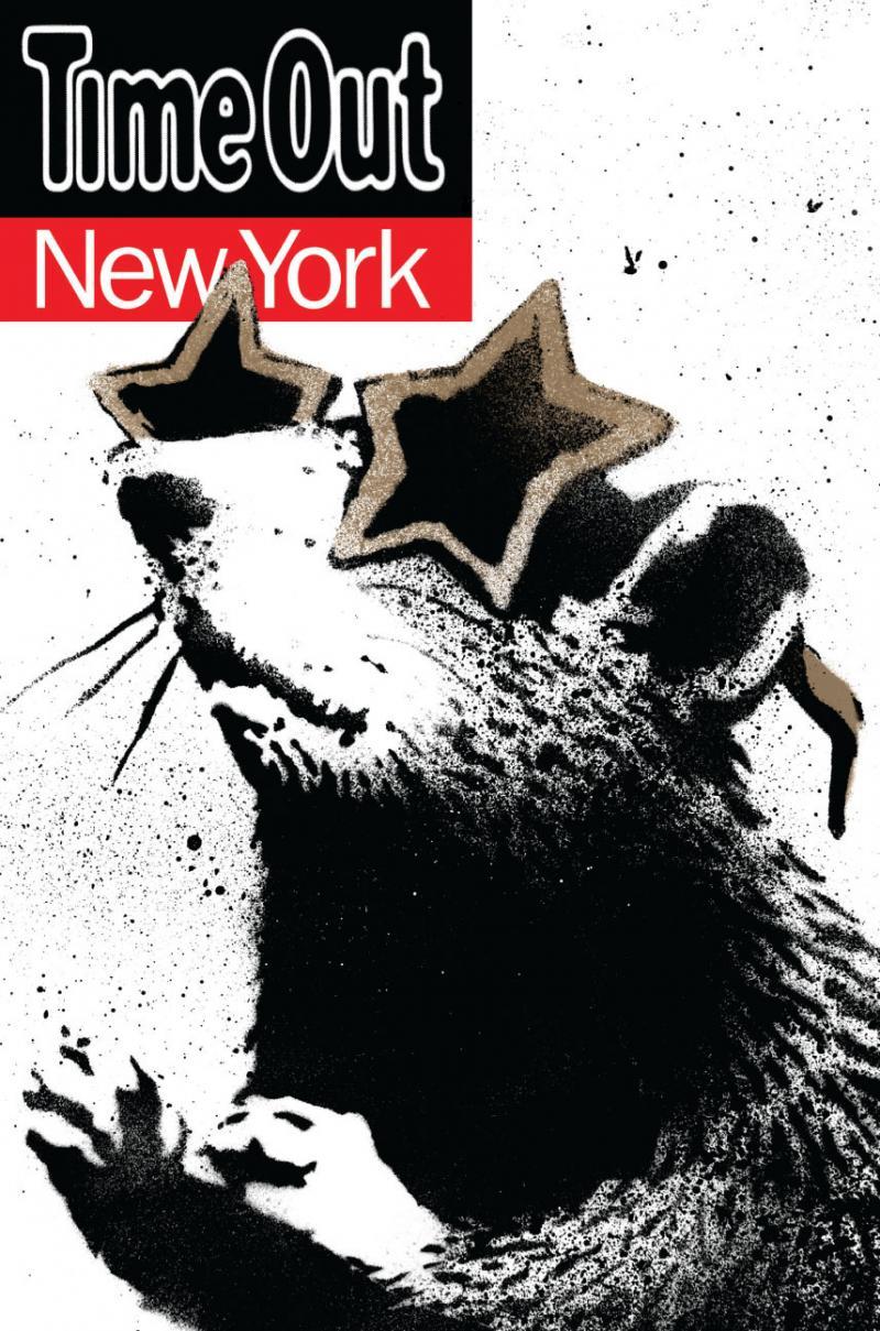 BANSKY  |  Time Out NY