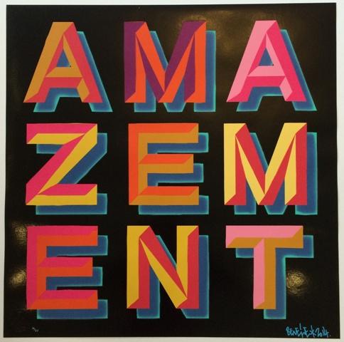 BEN EINE  |  Amazement