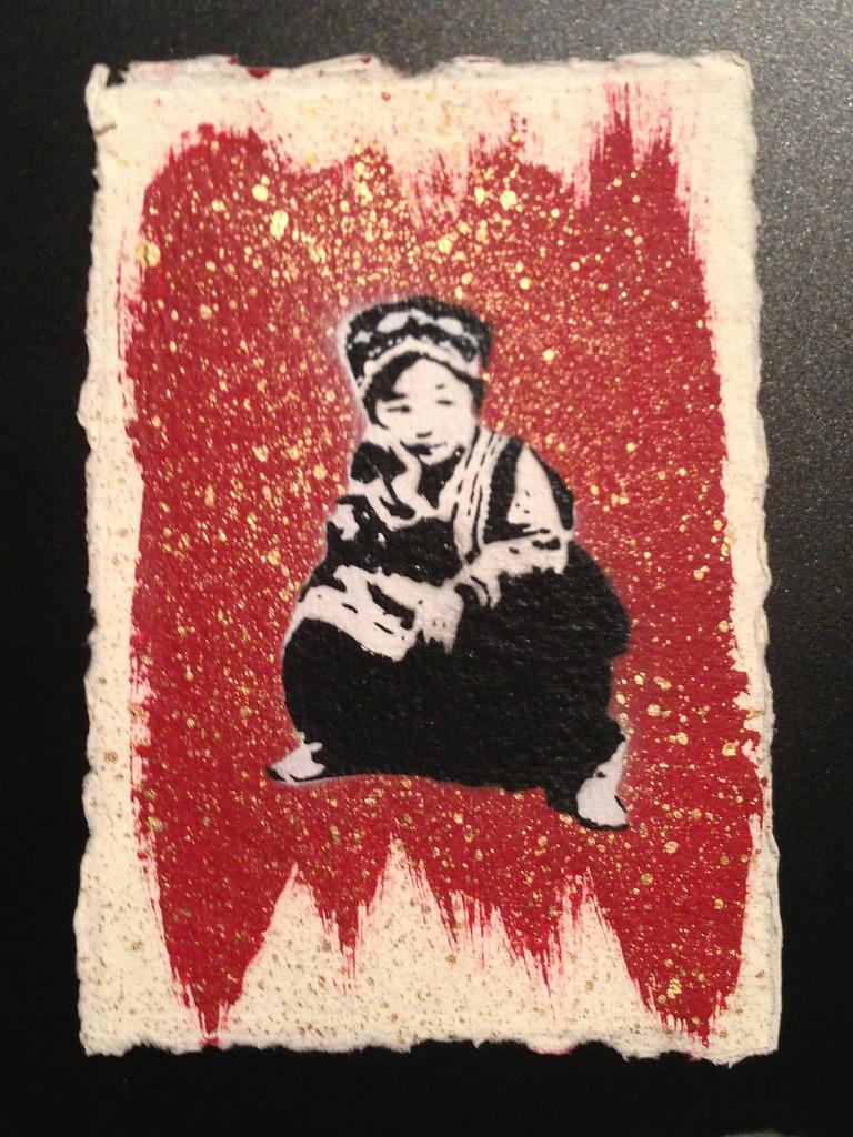 GRAFER  |  Tibetan Boy