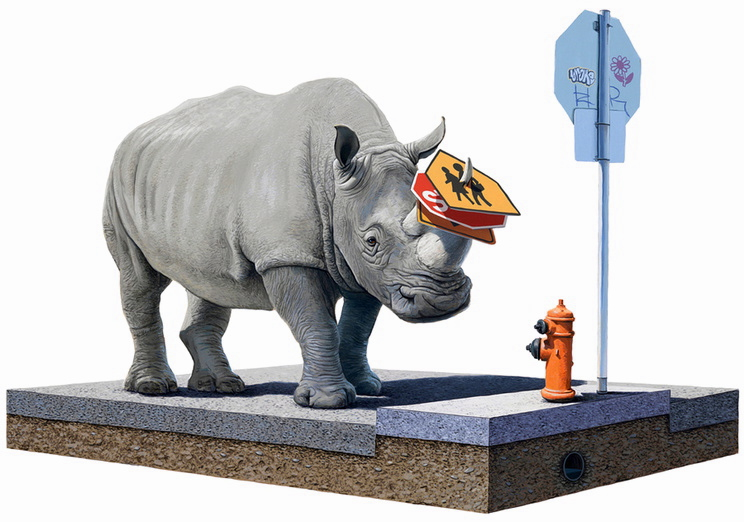 Josh Keyes - The Collector.jpg