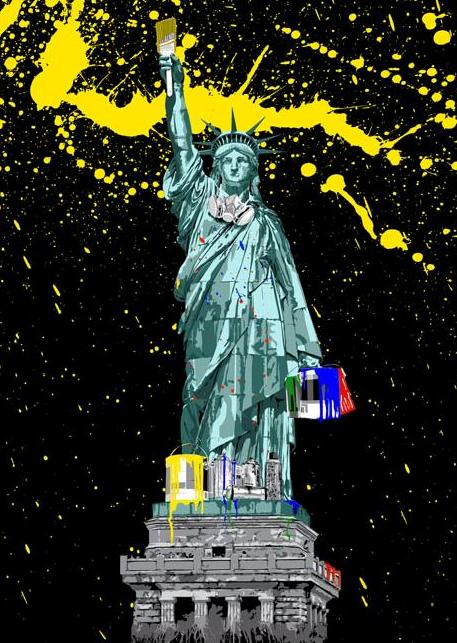 Mr. Brainwash - Liberty.jpg