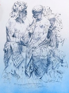 Pichiavo - Pan Comforting Psyche.jpg