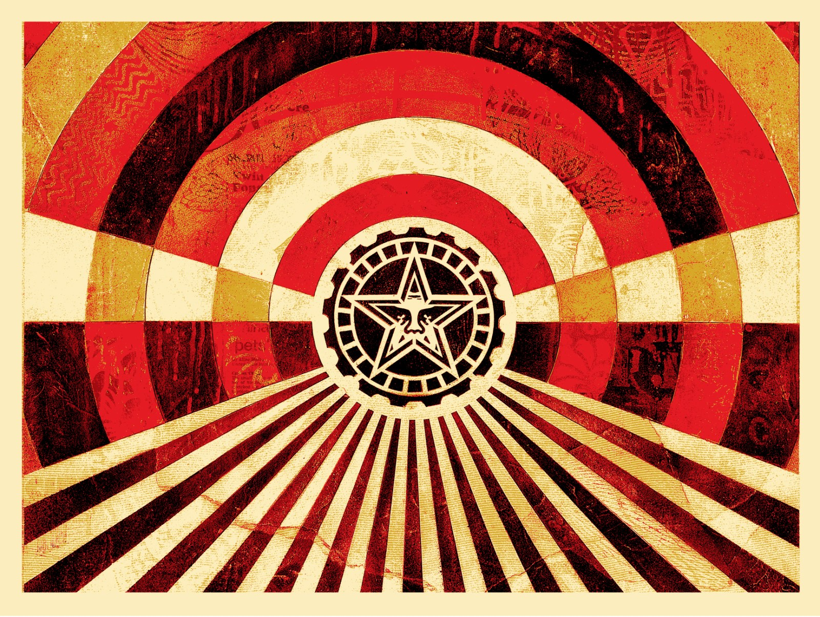 Shepard Fairey - Tunnel Vision Gold.jpg