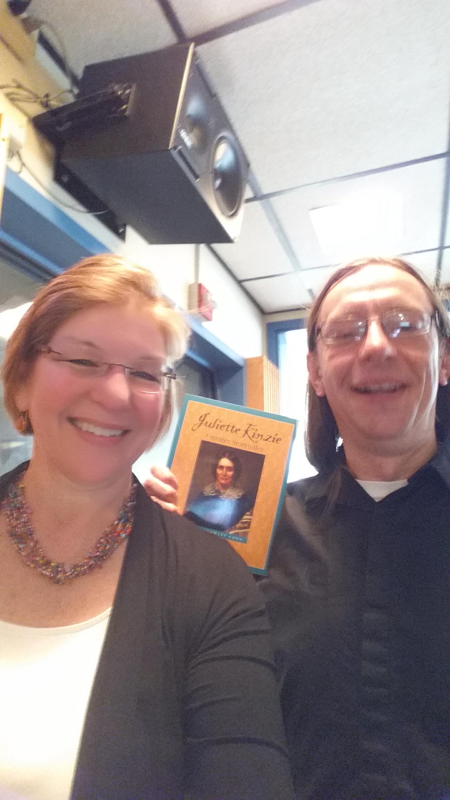 Wisc Public Radio Interview