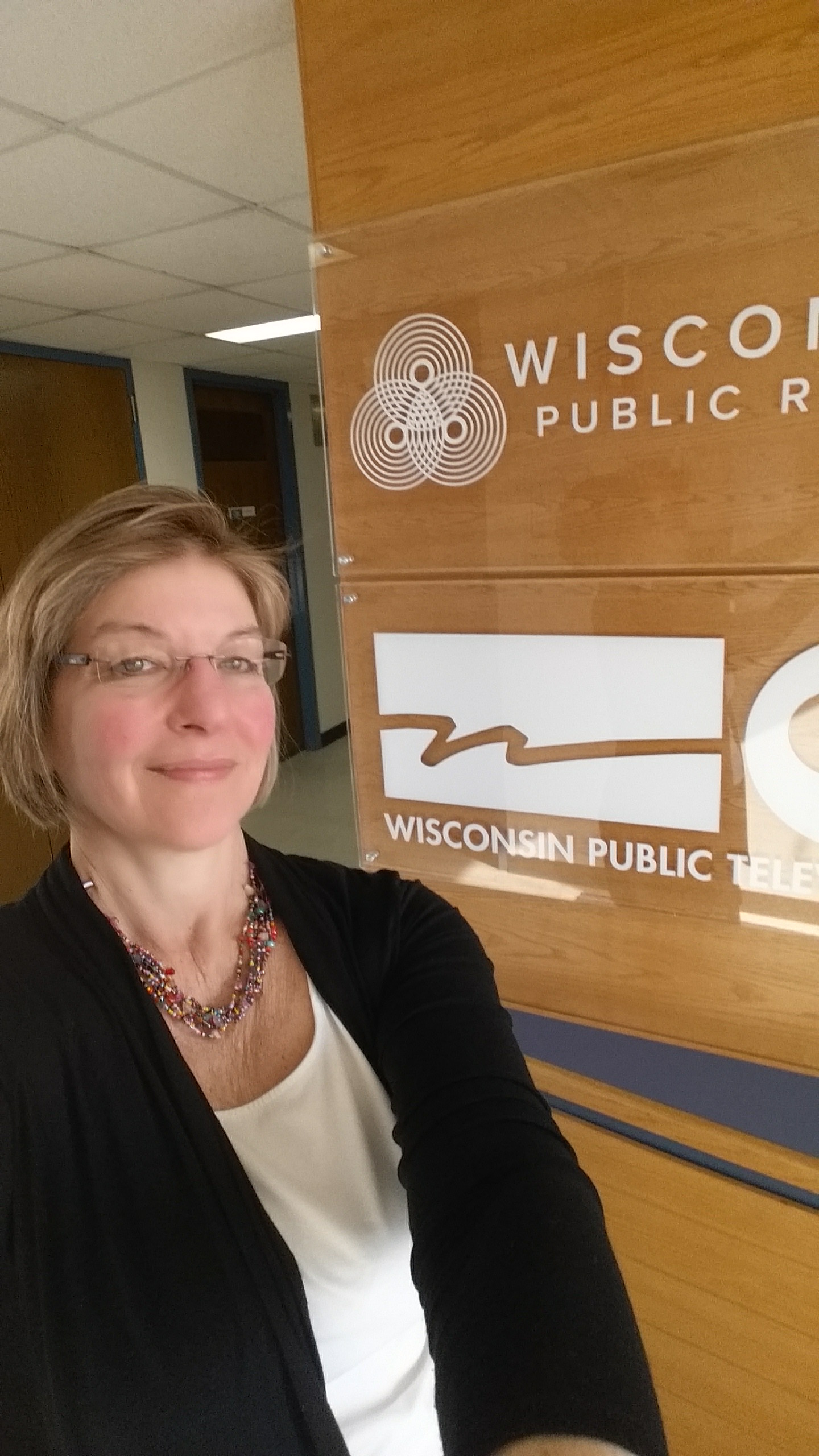 """Interview Wisconsin Public Radio """"Central Time"""""""