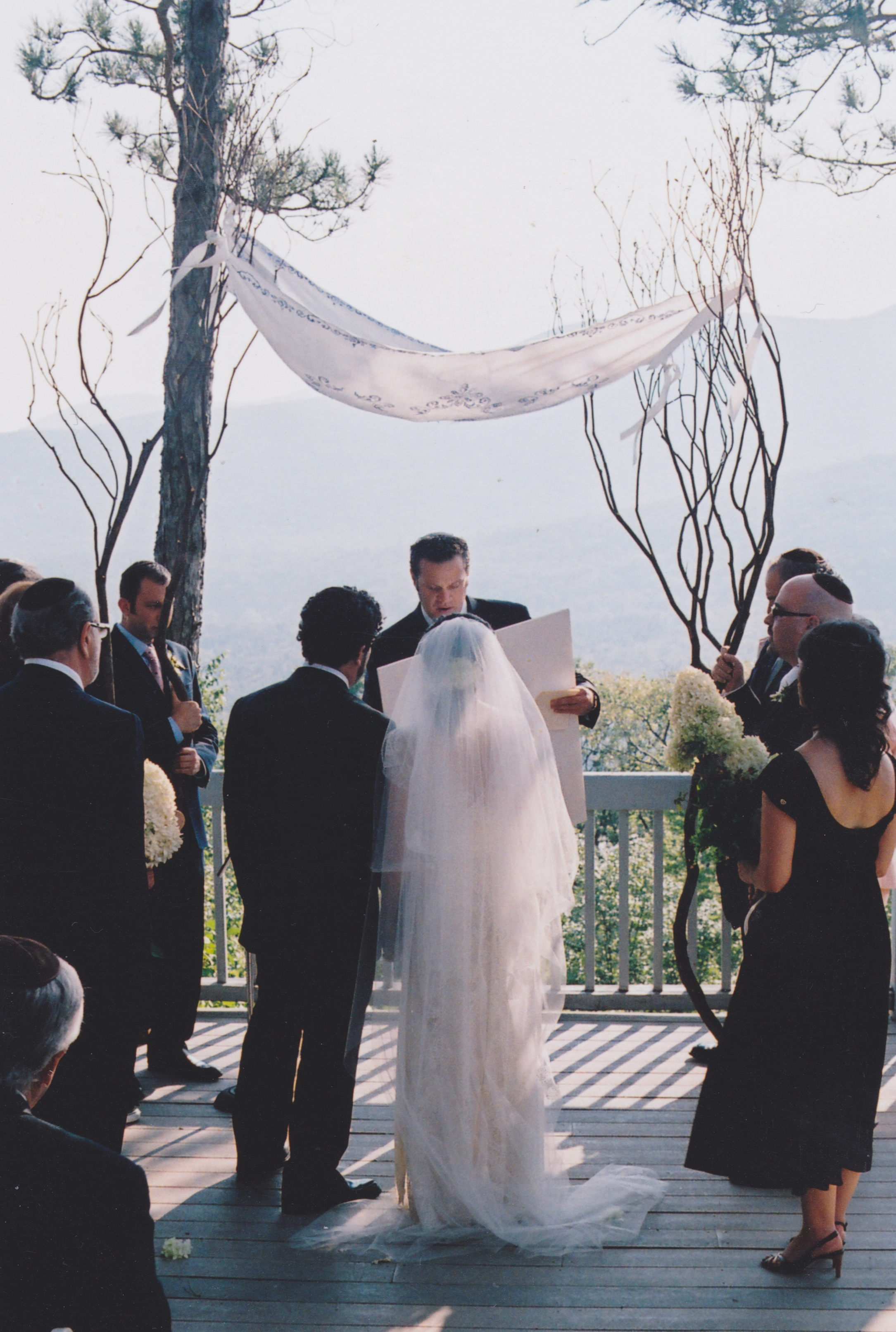 Four Branches 1st Custom Chuppah