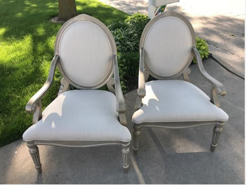 Romeo and Juliet Chairs