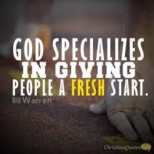 God gives fresh start photo.jpg