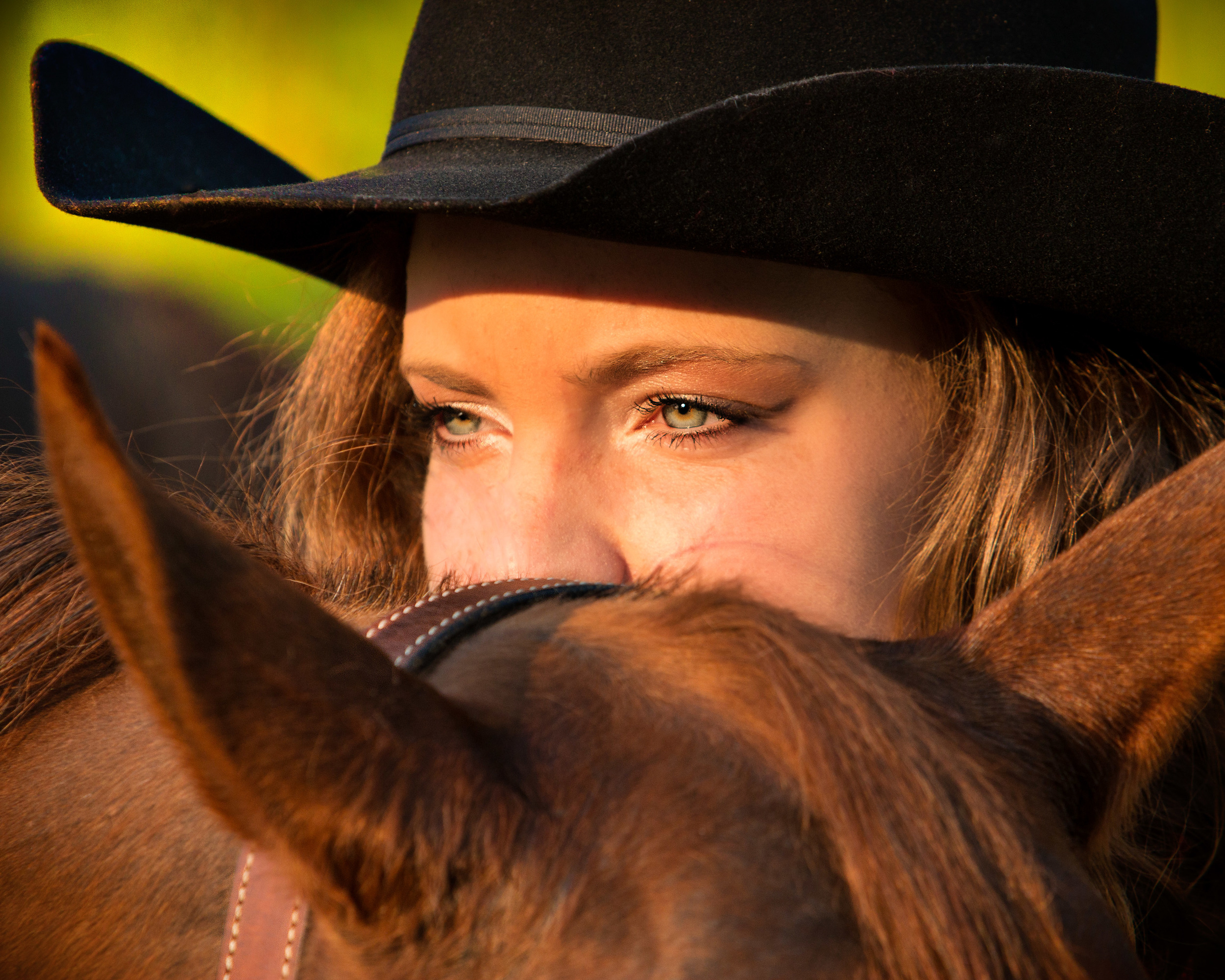 Marissa and Horse