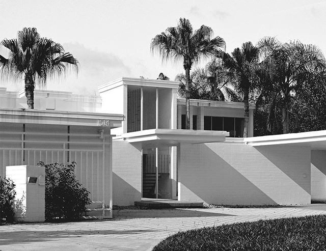 Finalist! - 27th Historic Preservation Calendar | City of Orlando #midcenturymodern #orlando #centralfloridamodern #photography #aia_florida