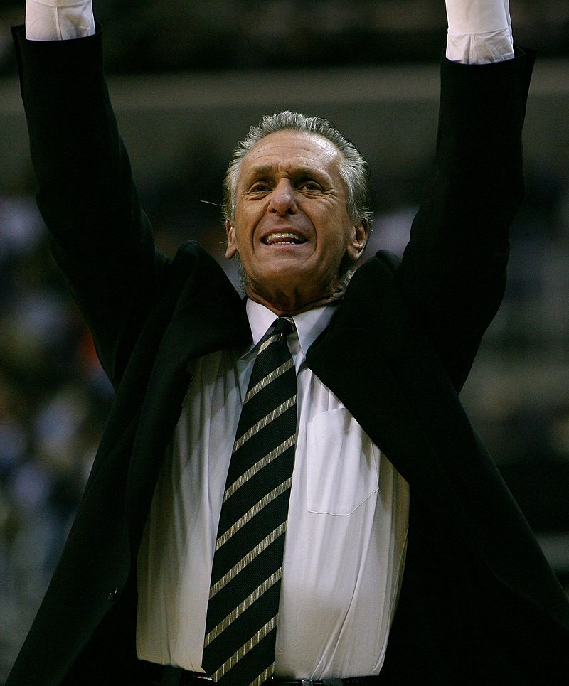 Pat RileY | creative commons