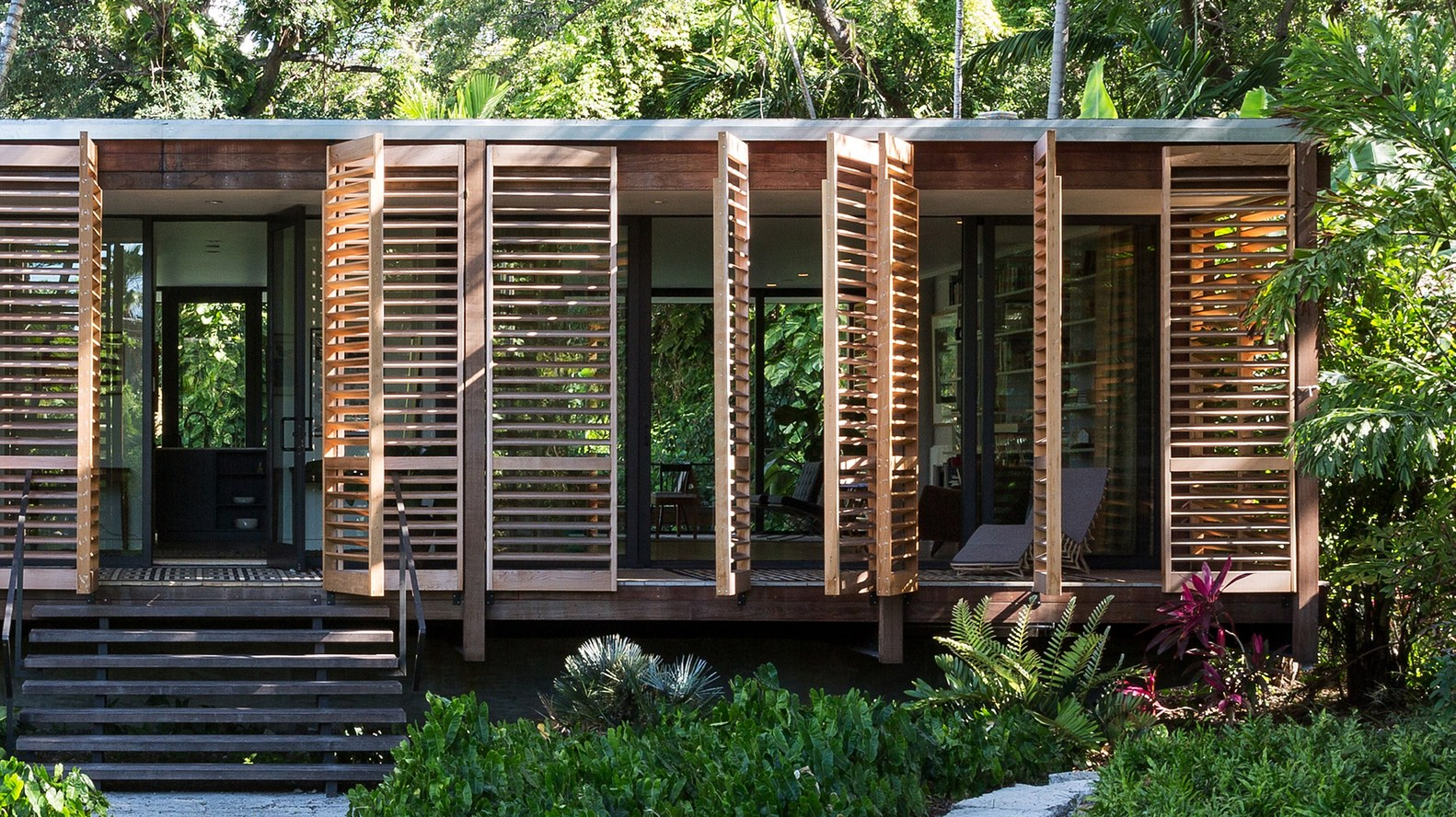 GOODS  the architects open their home for four-day design event our house miami.