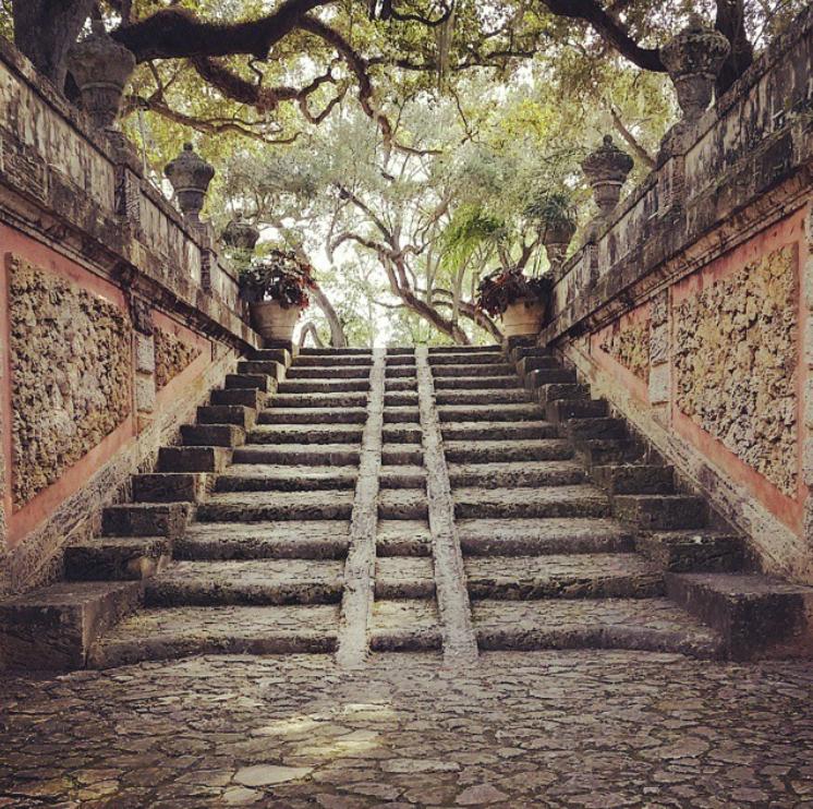 photo courtesy of vizcaya museum & Gardens
