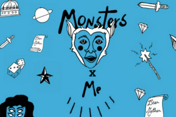 Courtesy Monsters x Me