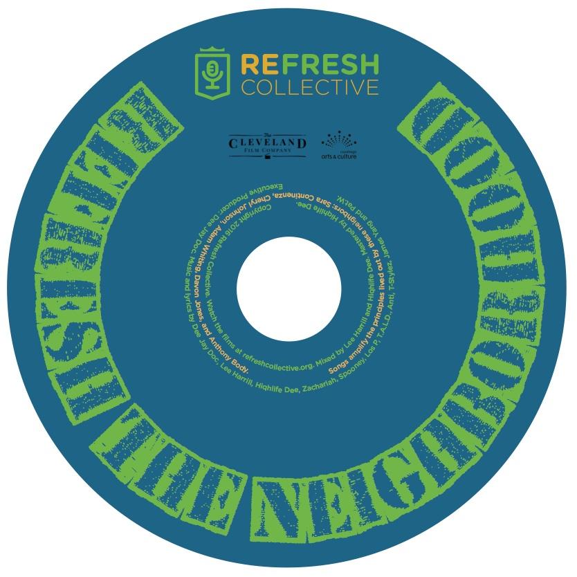 Refresh the Neighborhood CD vol 1 image.jpg