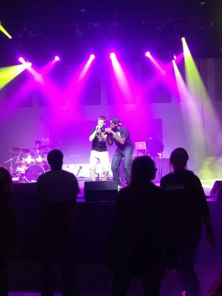 Hip-Hop Night - Nov 18, 2014