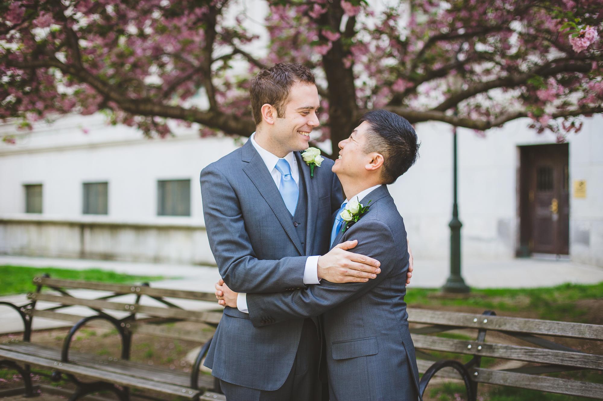 John & Albert's NYC City Hall Wedding  (55).jpg