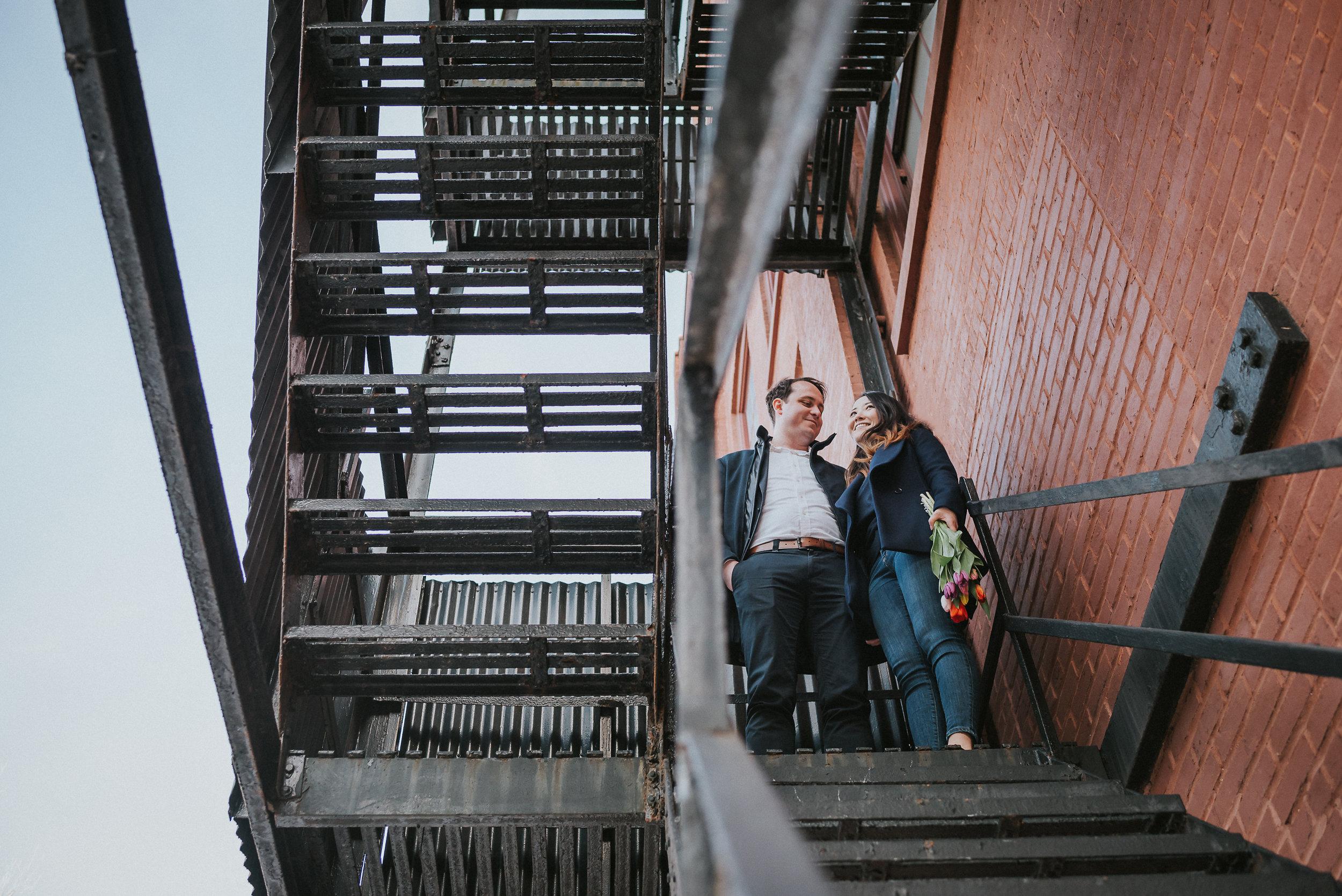 YOKO & BLAINE - PRATT INSTITUTE ENGAGEMENT - NYC (2).JPG