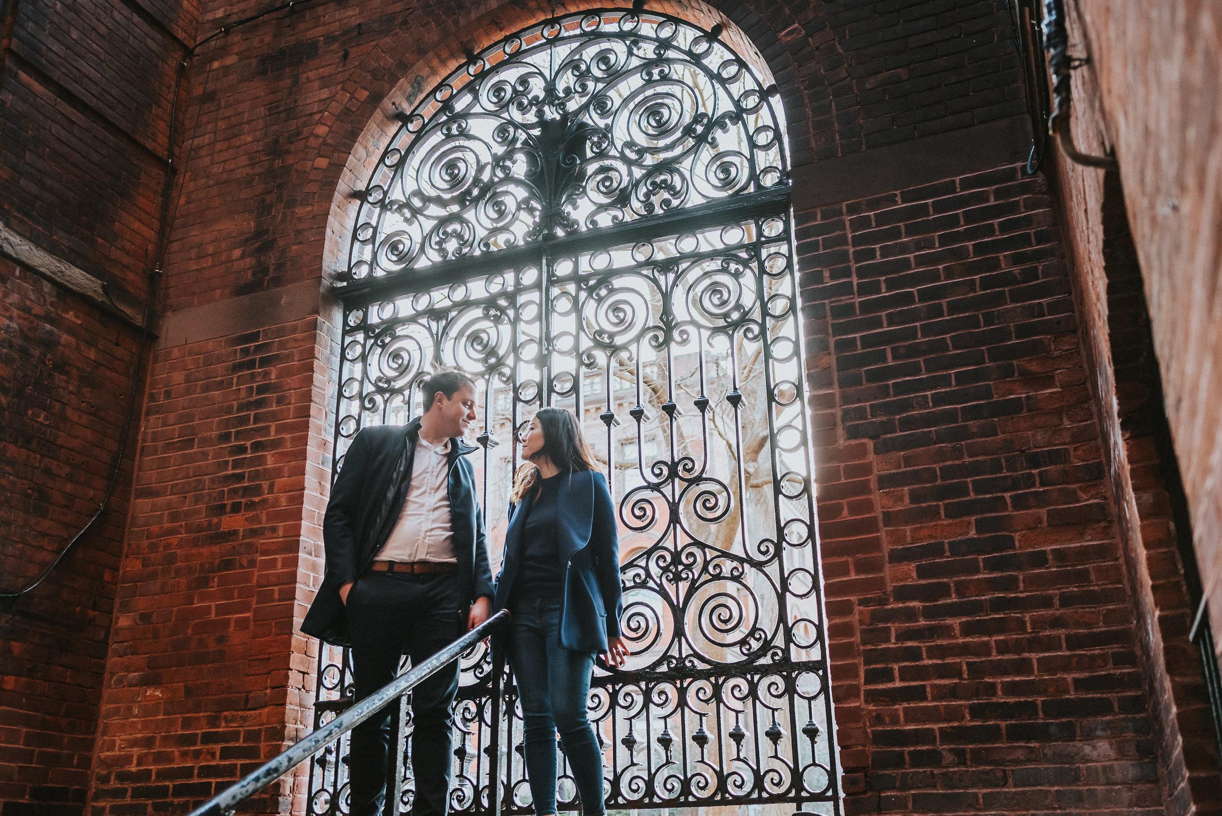 YOKO & BLAINE - PRATT INSTITUTE ENGAGEMENT - NYC (5).JPG