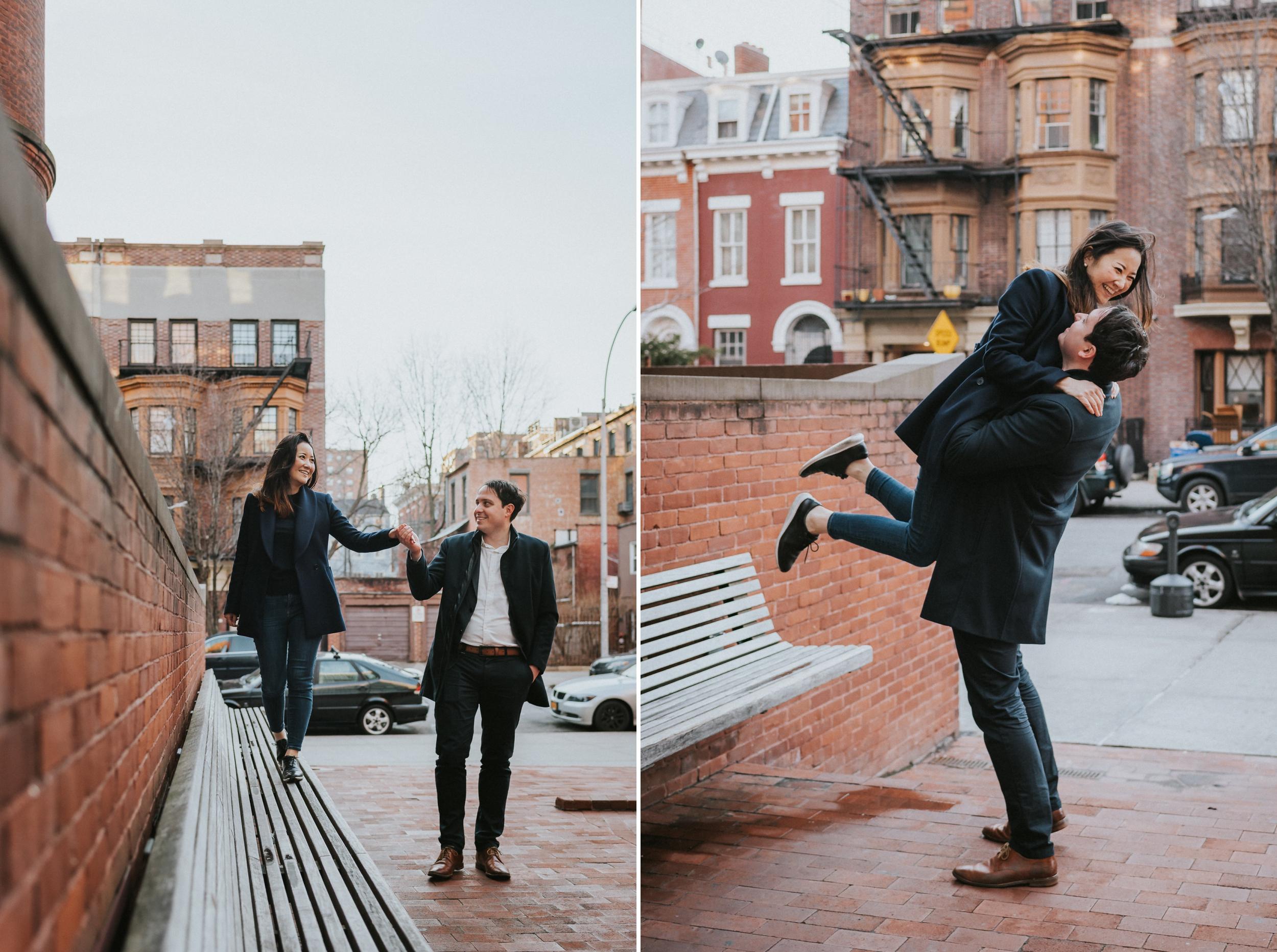 YOKO & BLAINE - PRATT INSTITUTE ENGAGEMENT - NYC (11).jpg