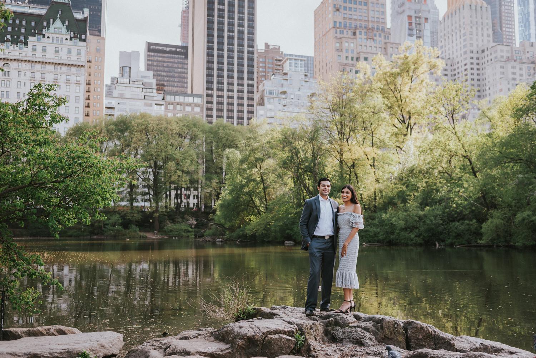 Vik Krishma Texas Couple New York City Central Park Proposal Engagement (10).jpg