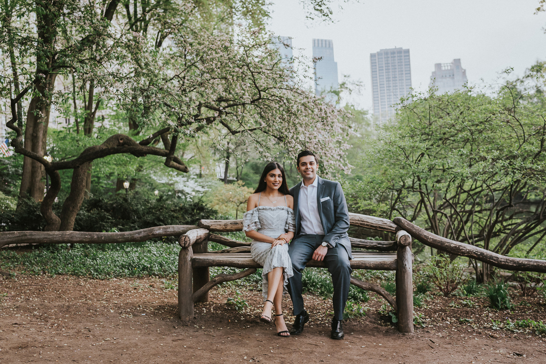 Vik Krishma Texas Couple New York City Central Park Proposal Engagement (15).jpg