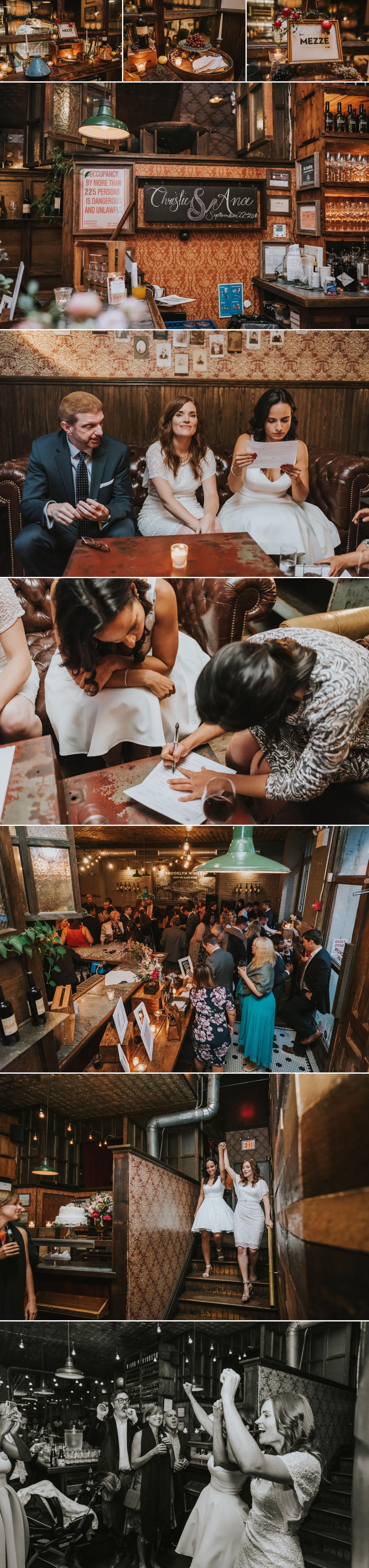 Ana & Christie Brooklyn Winery North Brooklyn Farms Wedding (14).jpg