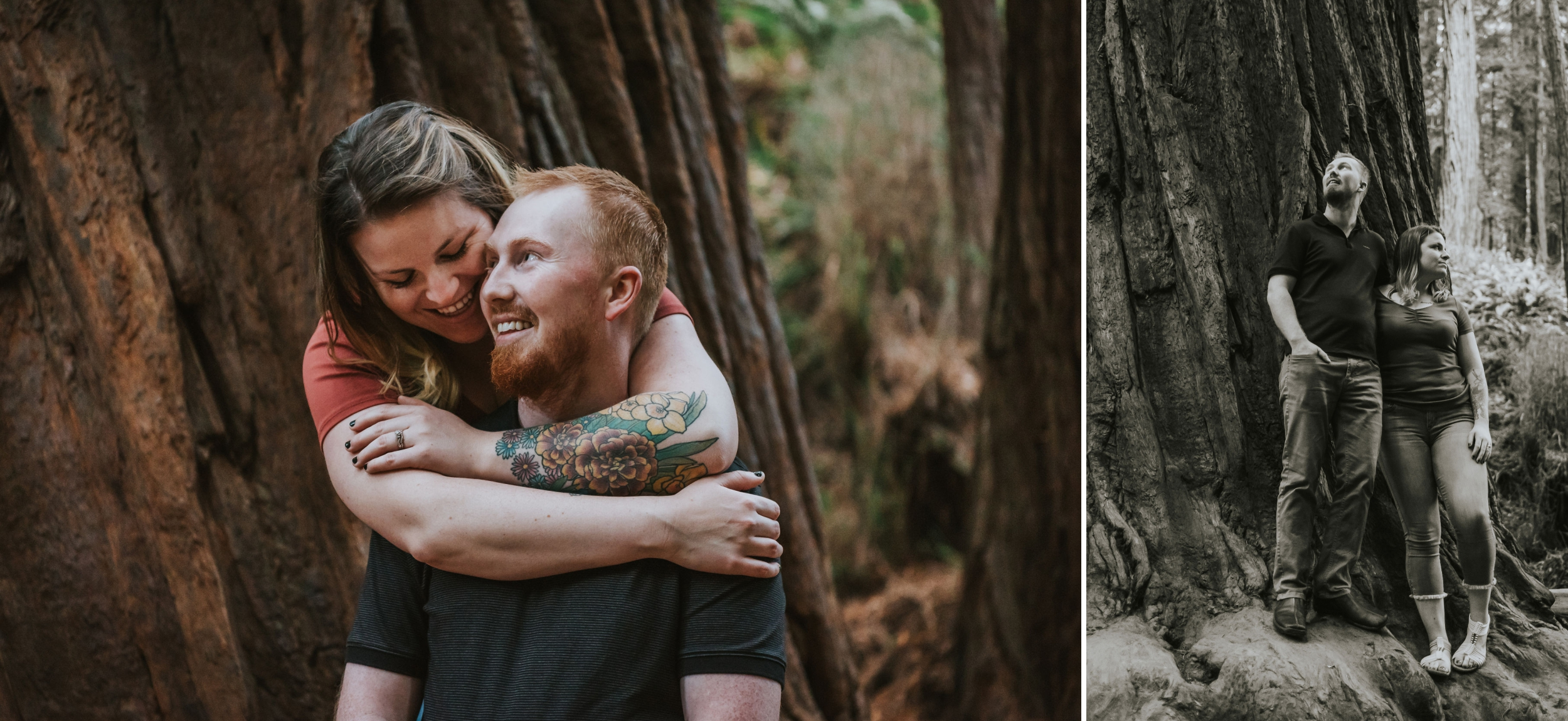 Hannah & Wesley - Muir Woods San Francisco Couples Session 11.jpg