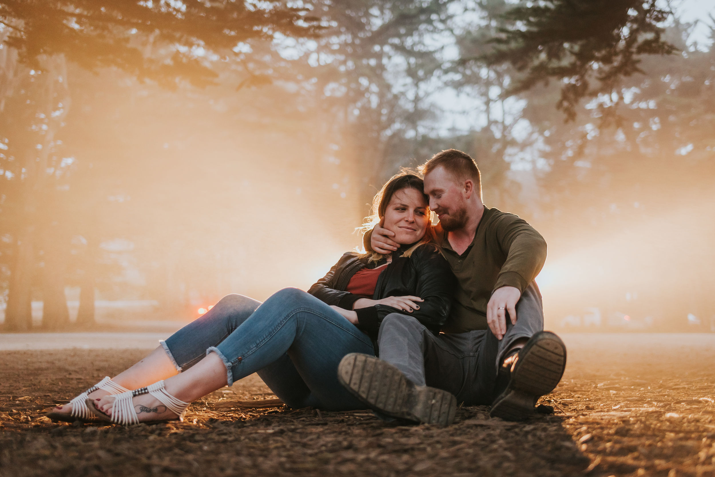 Hannah & Wesley - Muir Woods San Francisco Couples Session 17.jpg