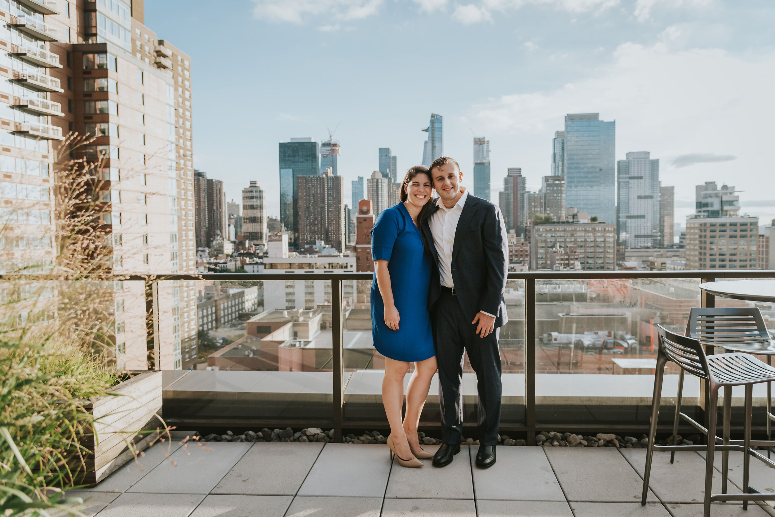 Aleksander & Grace - NYC Apartment Rooftop Proposal (2).jpg