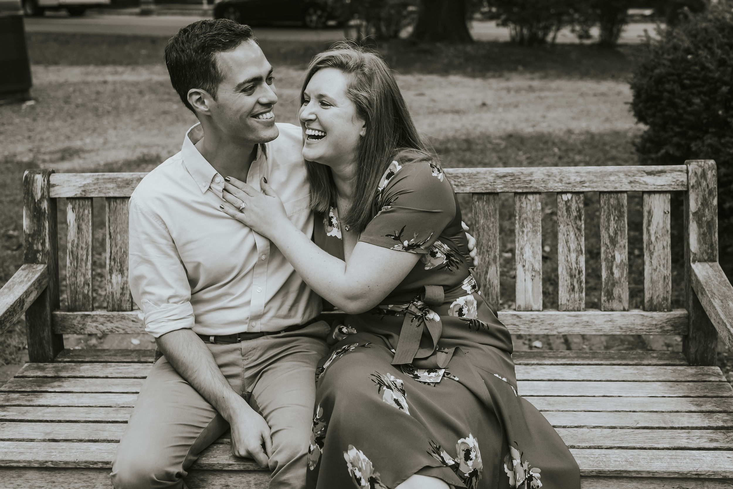 Abigail and Andrew Forest Hills Gardens Engagement NYC 03.jpg