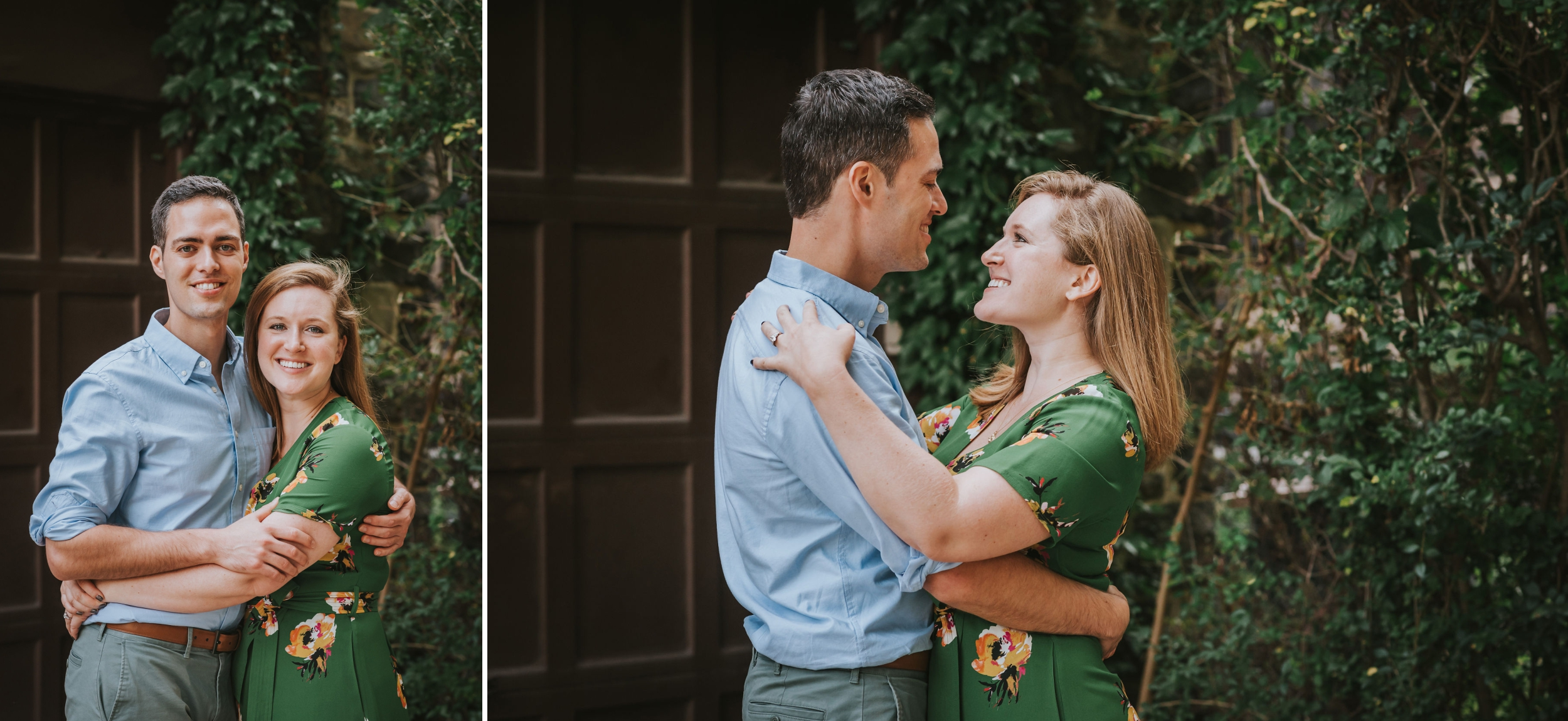 Abigail and Andrew Forest Hills Gardens Engagement NYC 04.jpg