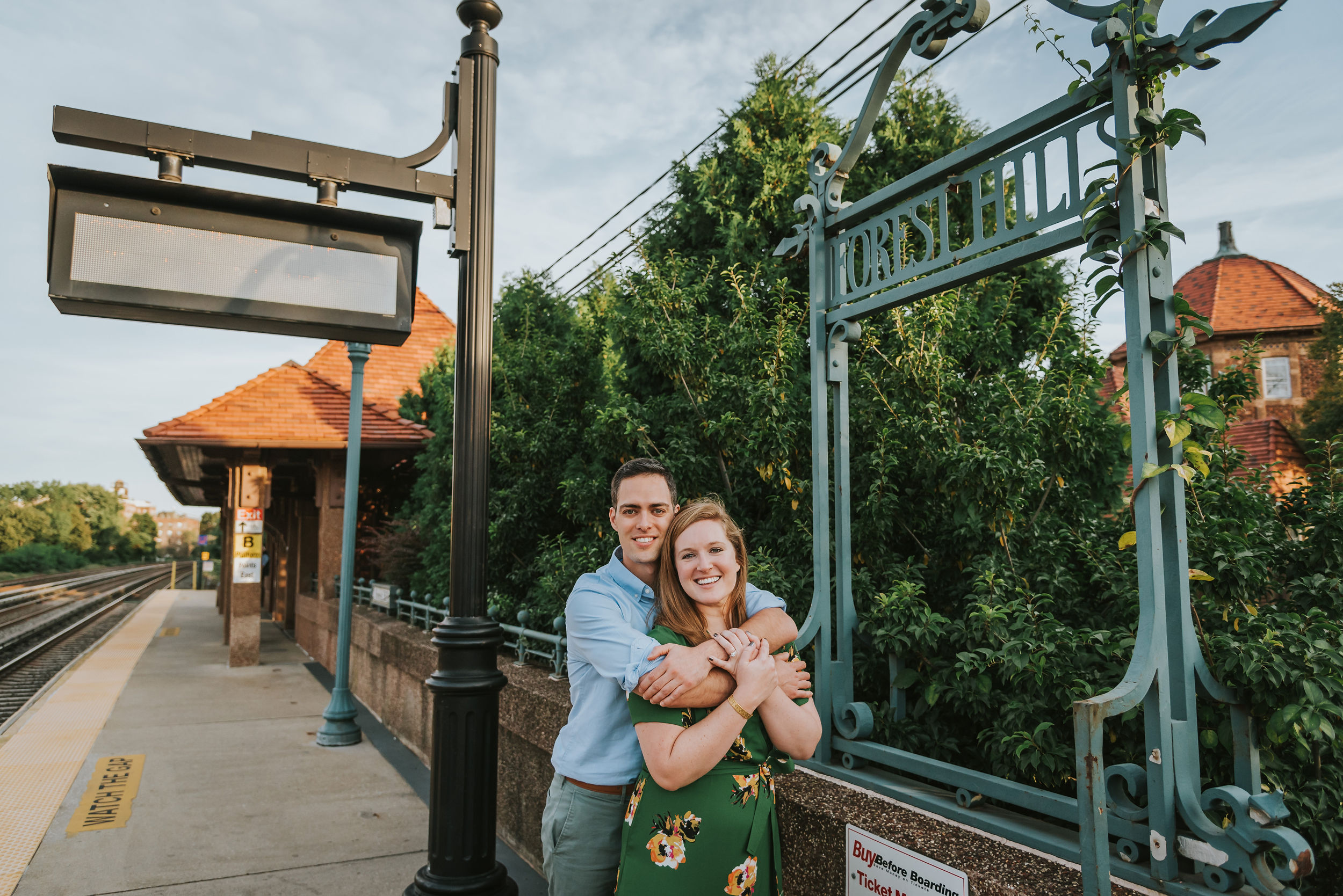 Abigail and Andrew Forest Hills Gardens Engagement NYC 11.jpg