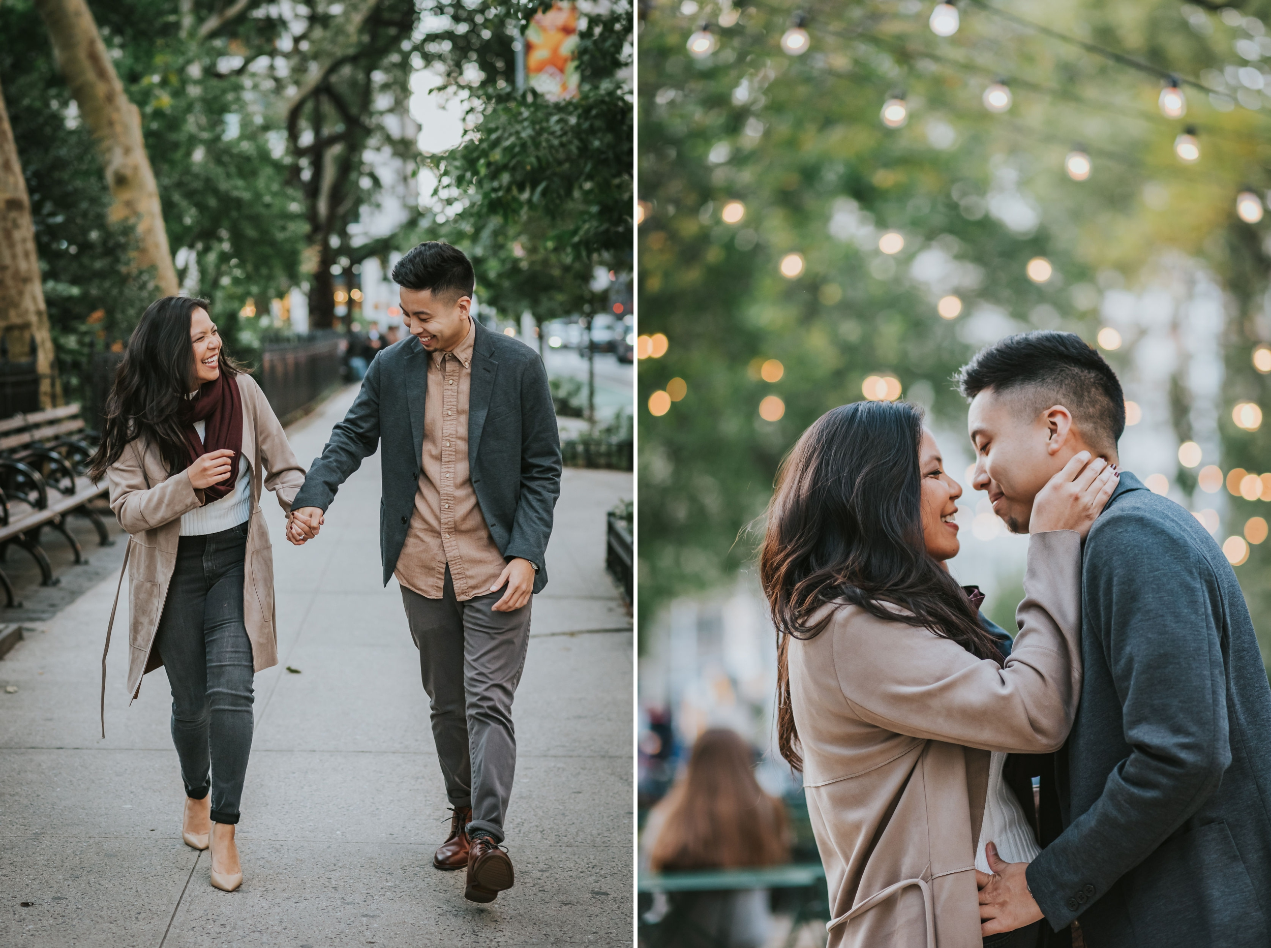 Sheena and Brian Madison Square Park Engagement NYC 08.jpg