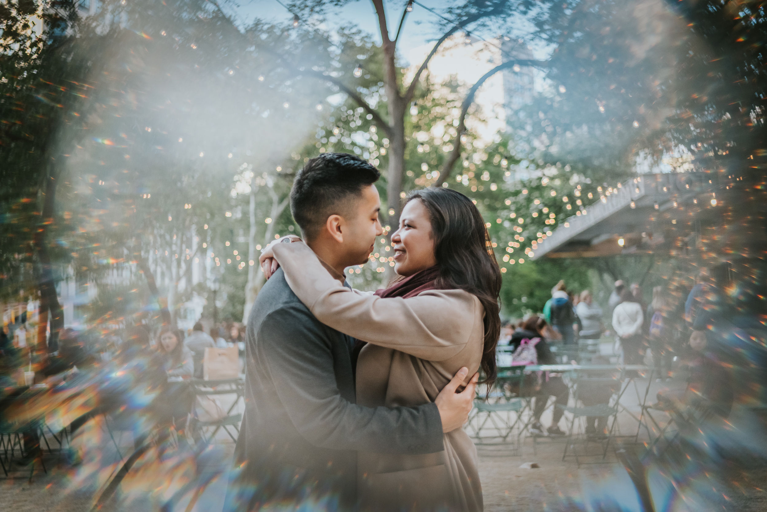 Sheena and Brian Madison Square Park Engagement NYC 14.jpg