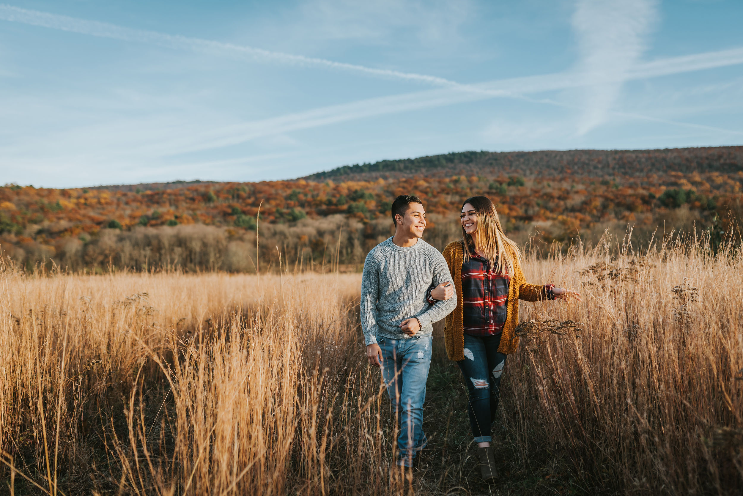 Michelle and Eduardo Walpack Valley NJ Engagement 13.jpg