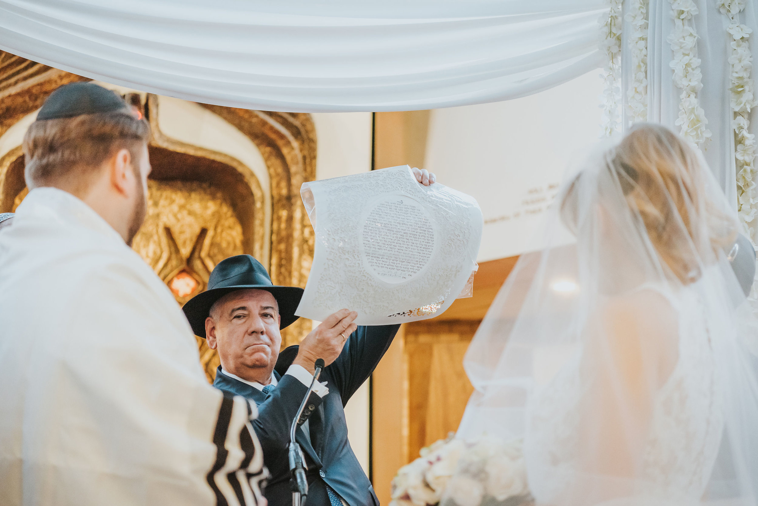 Ilyse and Max - The Sephardic Temple of Cedarhurst Wedding Long Island NYC 070.jpg